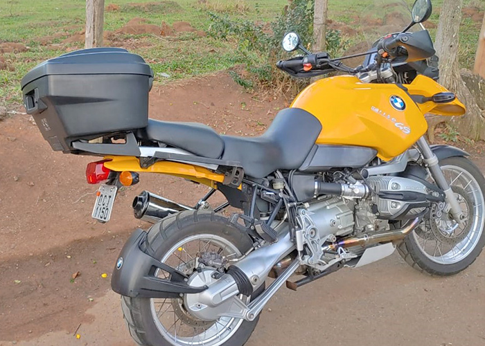 BMW R 1150 GS full