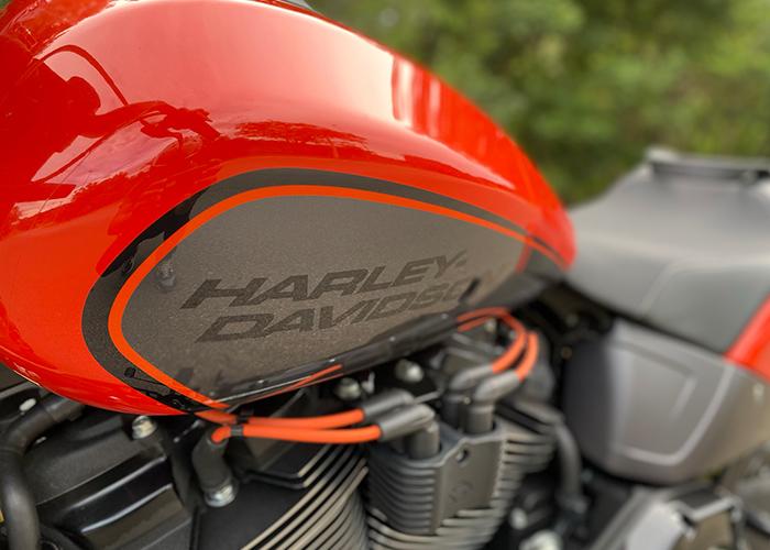 HARLEY-DAVIDSON SOFTAIL FXDR . 114 full