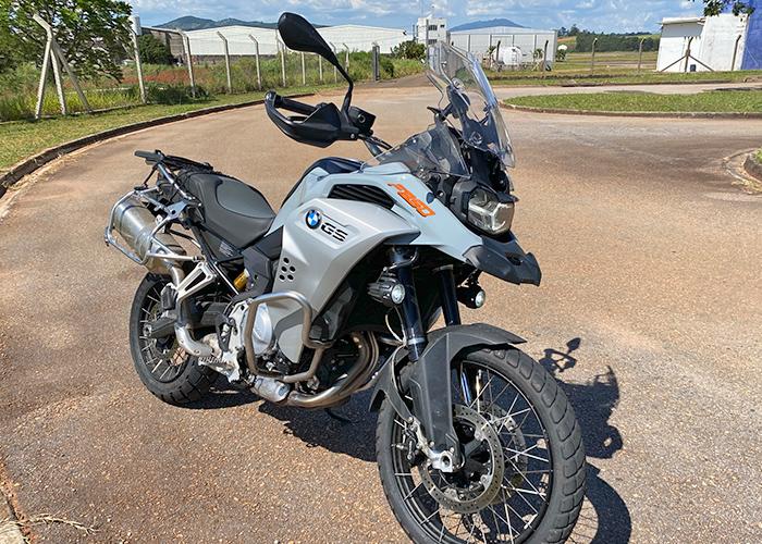 BMW F 850 GS Adventure Premium full