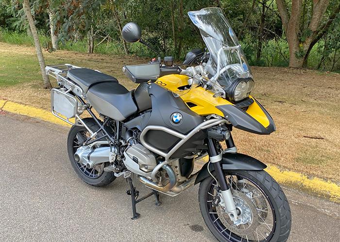 BMW R 1200 GS Adventure full