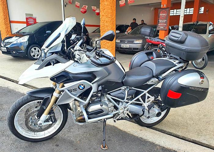 BMW R 1200 GS full