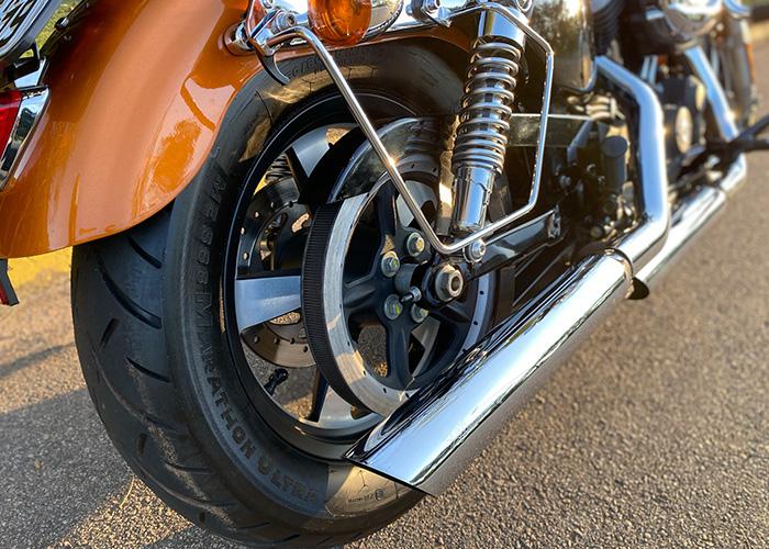 HARLEY-DAVIDSON XL 1200 CUSTOM LIMITED CA/CB full